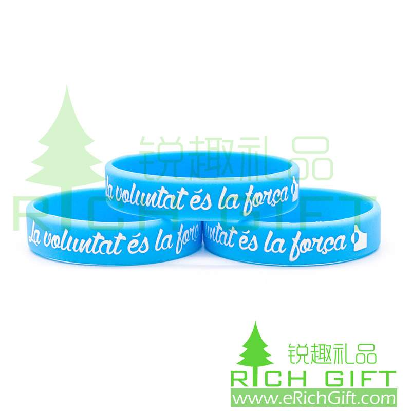 2016 Newest safe silicone wristbands for kids