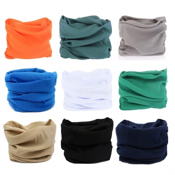 Multifunctional Headwear Bandana balaclavas for men and women /fitness headband- Elastic Tube Magic Headband neck Gaiter snood Balaclava Face Mask covering UV Residence for Yoga Running Hiking Cycling