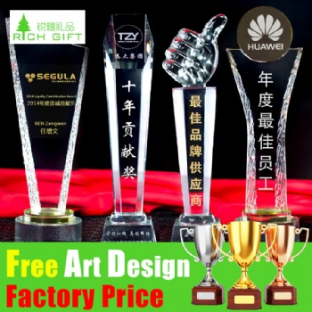 Wholesale 3D Laser Engraving Clear Acrylic Souvenir Donghai Blank Blocks Glass Crystal Cube Part Golf Award Trophy for Wedding as Personalized Promotion Gift